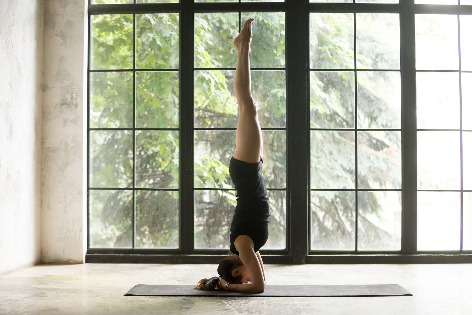 Am I the only yoga teacher who can't do a headstand?